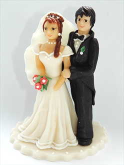 esküvői torta figurák Esküvői torta díszek esküvői torta figurák